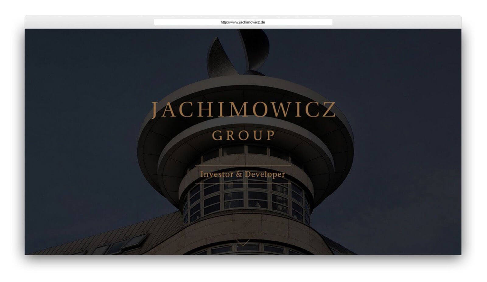 Teaser image of Jachimowicz project